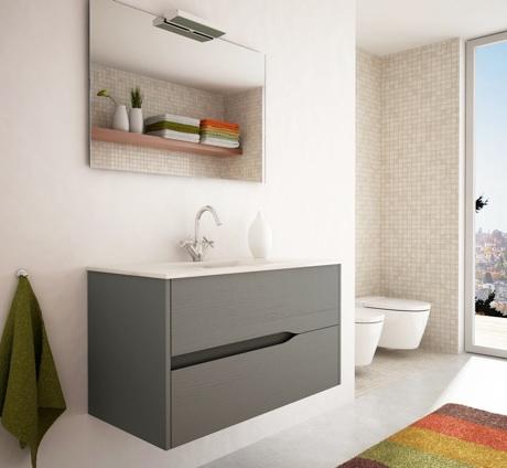 Rqr estudio mueble de ba o gobi for Muebles bano baratos valencia