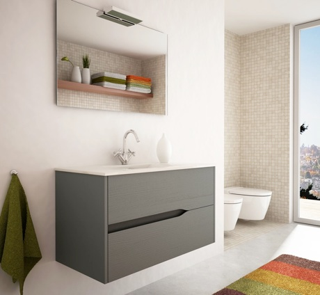 RQR ESTUDIO / Mueble de baño Gobi